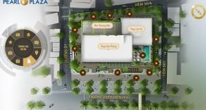 Mat bang Pearl Plaza