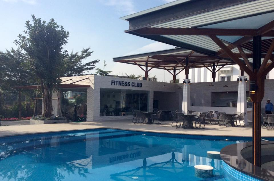 fitness club the mejor khang dien