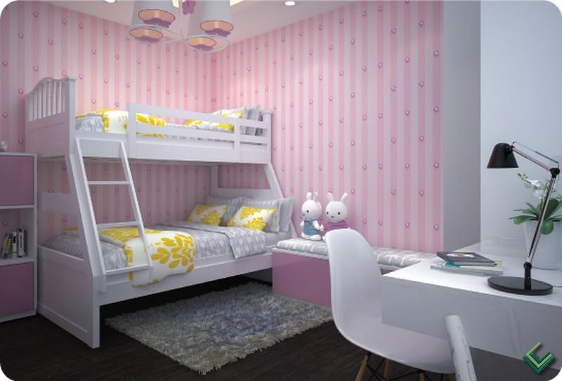 Nhà mẫu căn hộ the avila 2
